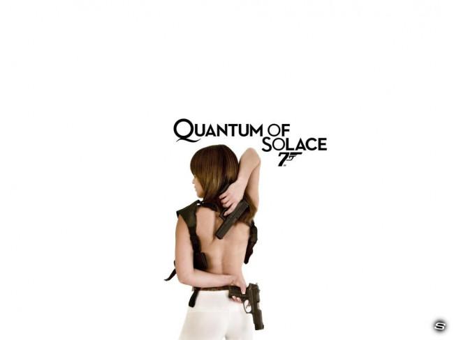 Джеймс Бонд ( James Bond ) Квант милосердия ( Quantum of Solace ) Фильмы фо